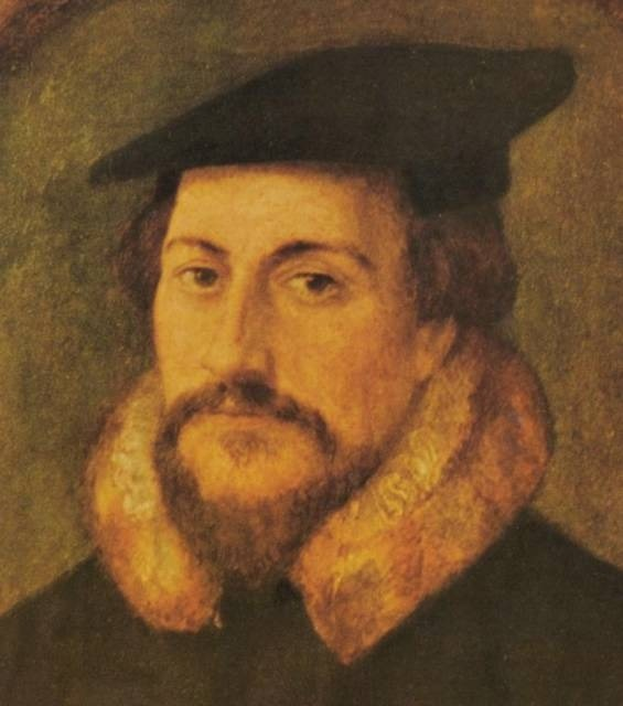 john calvin Sons of Seth or Fallen Angels?